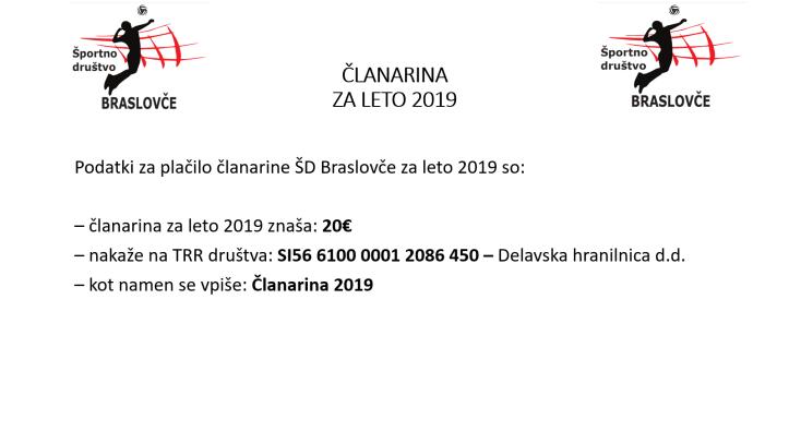 clanarina